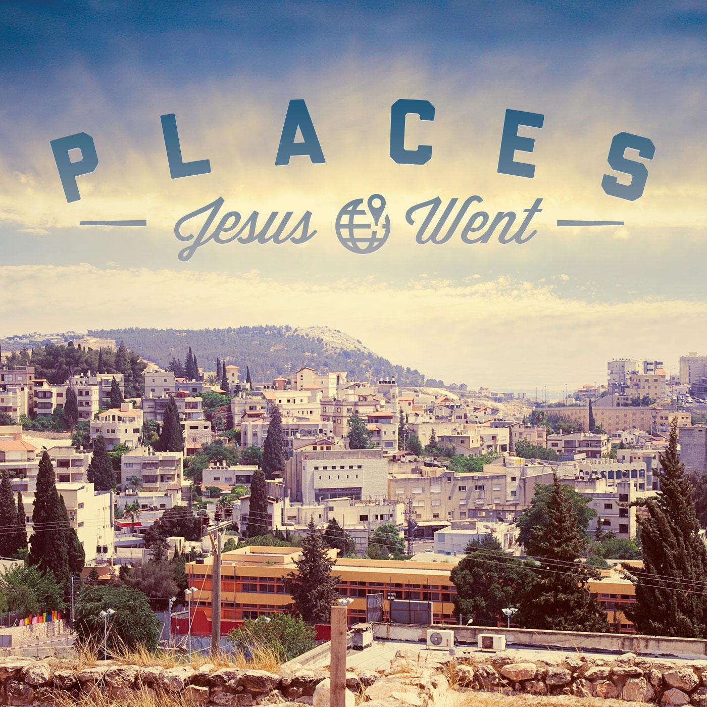 Places Jesus Went