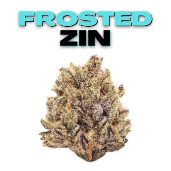 GT Frosted Zin 8th (THC 16.58%)