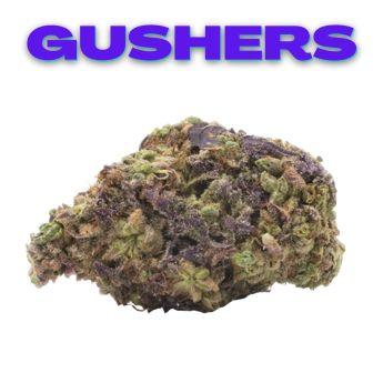 GT Gushers 8th (THC 23.65%)