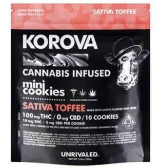 Korova Sativa Toffee