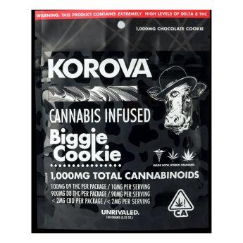 Korova BIGGIE Black Bar Bites