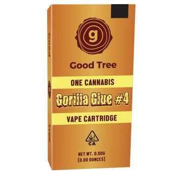 GT Gorilla Glue #4 1g POD (THC 83.83%)
