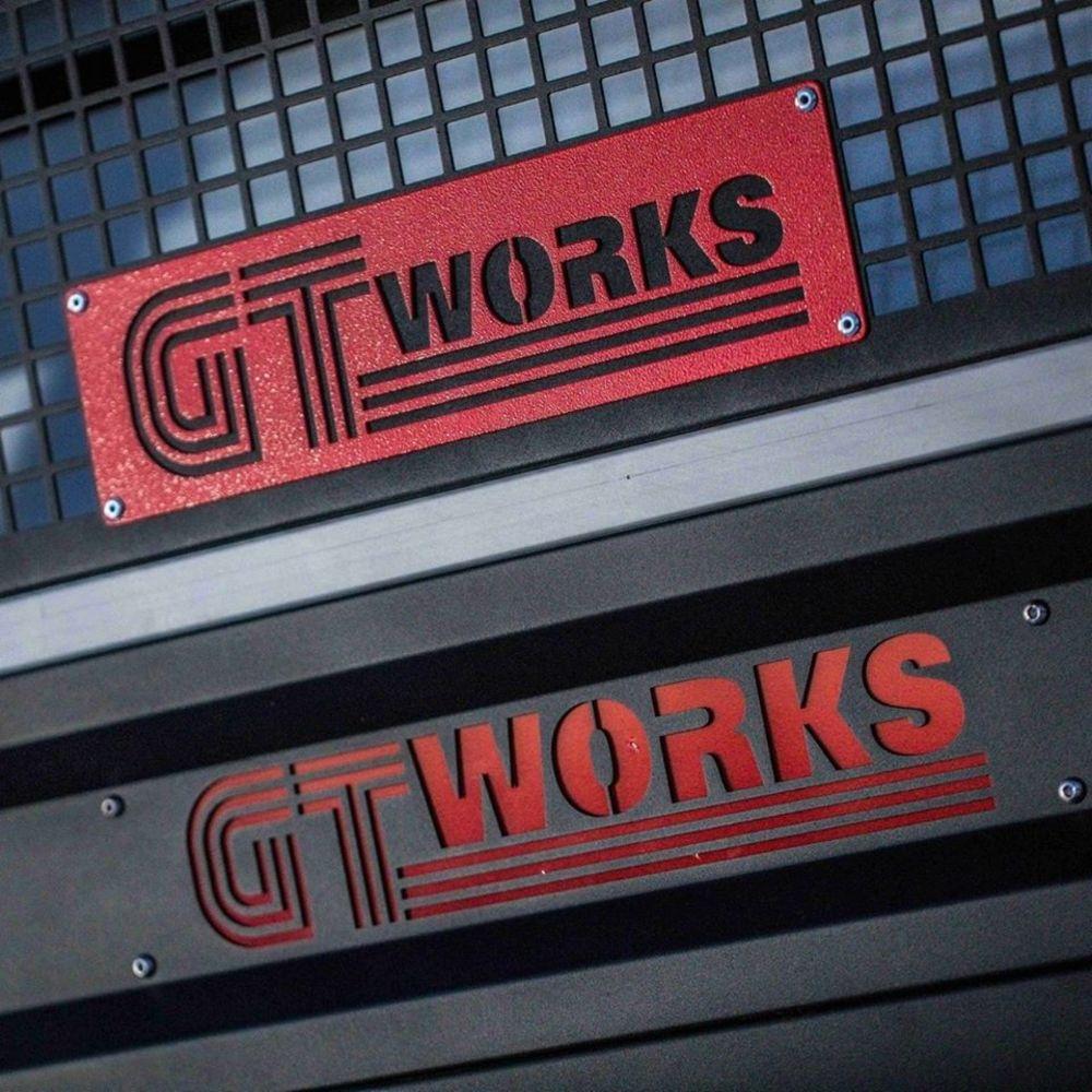 GTWORKS logo