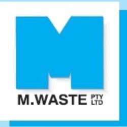 M Waste Pty Ltd logo