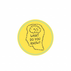 What Do You Know? logo