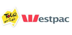 Westpac Tour de Cure logo