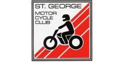 St George Motor Cycle Club logo