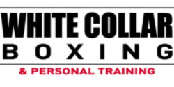 White Collar Boxing logo