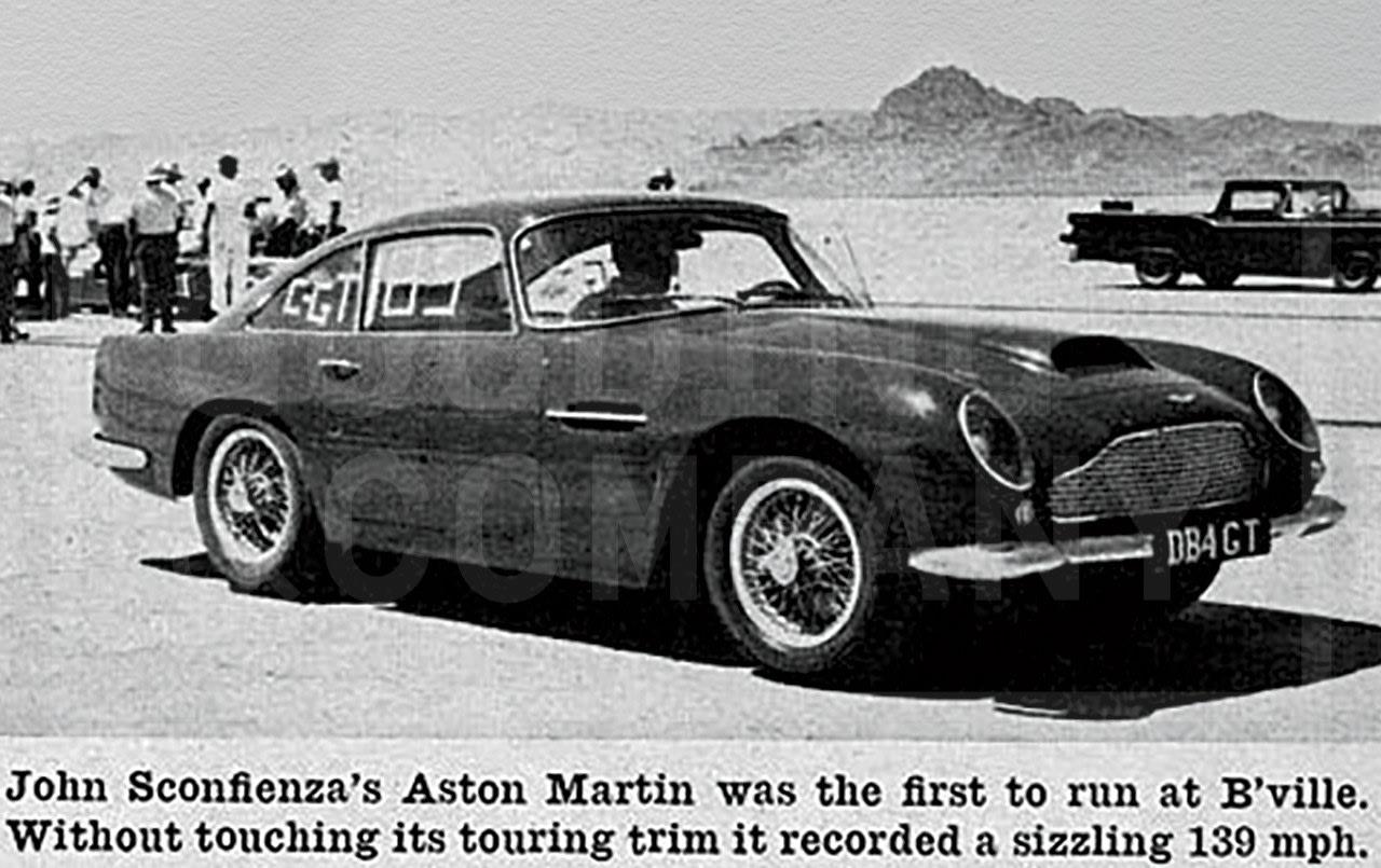 1961 Aston Martin Db4 Gt Gooding Company