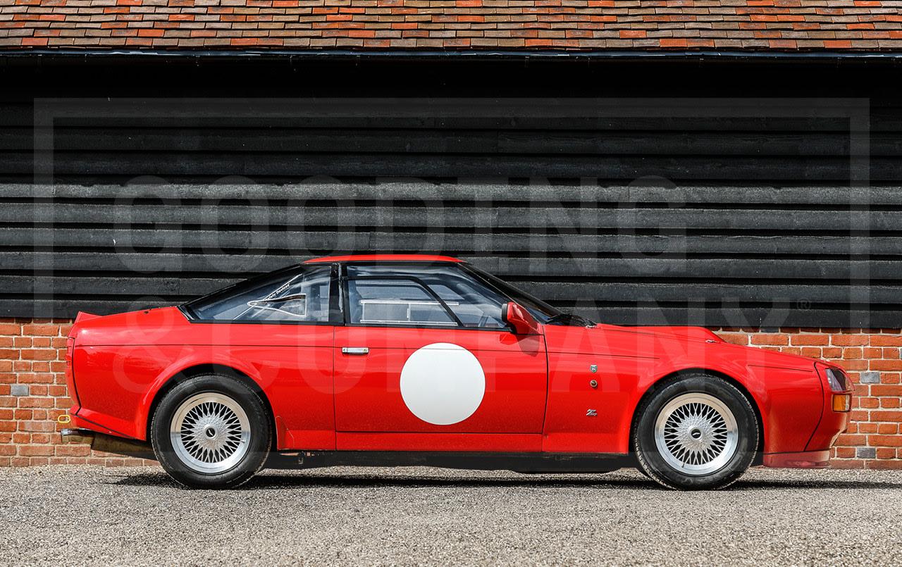 1986 Aston Martin V8 Vantage Zagato Gooding Company