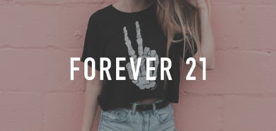 Forever 21 coupons and deals