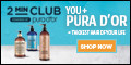 2 Minute Club coupons and deals