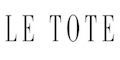Le Tote coupons and deals