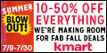 Kmart coupons and deals