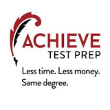 Achieve Test Prep coupons