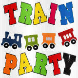 Train Party coupons