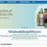 Wholesale Body Oils coupons