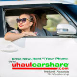 UhaulCarShare coupons