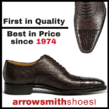 Arrowsmith Shoes coupons