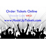 Hook Up Tickets coupons