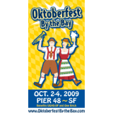 Oktoberfest By The Bay coupons