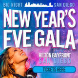 Big Night San Diego New Year's Eve Gala coupons