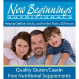 New Beginnings Nutritionals coupons