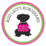 Miss Lucy's Monograms coupons