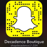 Decadence Boutique coupons