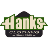 Hanks Clothing coupons