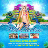 Wet Electric coupons