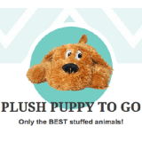 Plush Puppy To Go coupons