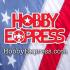 Hobby Express coupons and coupon codes