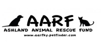 Ashland Animal Rescue Fund - AARF