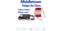 Middletown Helps Its Own