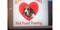 Help Ernie's Heart Feed Family Pet Families  in Need of Food.
