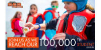 O'Neill Sea Odyssey's 100,000th Student Campaign