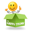 The Happy Trunk deals alerts