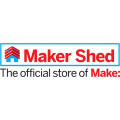 Maker Shed deals alerts