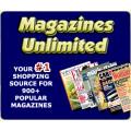 Magazines Unlimited deals alerts