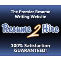 Resume2Hire deals alerts