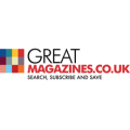 Great Magazines UK coupons