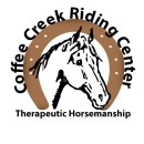 Coffee Creek Therapeutic Horsemanship Riding Center