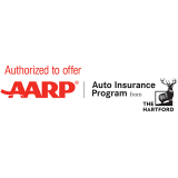 AARP Auto Insurance - The Hartford coupons