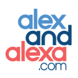 Alex and Alexa coupons