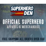 Superhero Den coupons