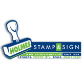 Holmes Stamp & Sign coupons