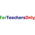 ForTeachersOnly.com coupons and coupon codes