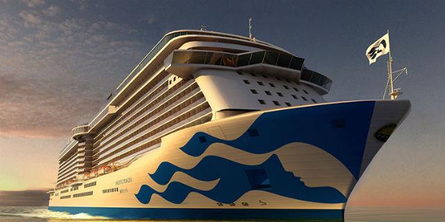 Princess-Cruises-Lines_Europe-Cruise_Maiden-Majestic-Adriatic-Sea-Princess-Cruise