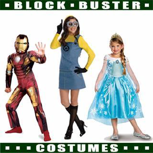 Blockbuster costumes coupons top deal 210 off goodshop fandeluxe Choice Image